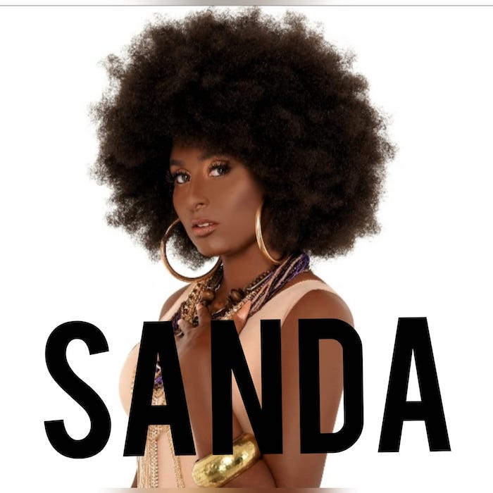 Sanda – I Am Sanda