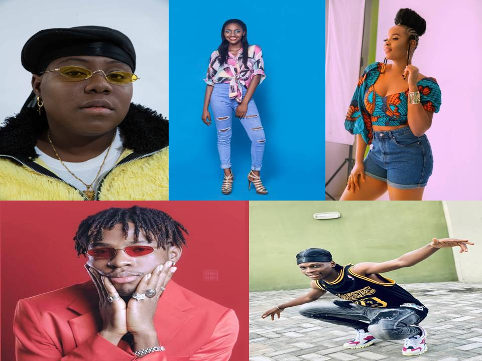 Here are 5 Nigerian Music Artistes With A thrilling Vocals