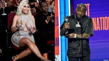 Davido Ft. Nicki Minaj – Barbz