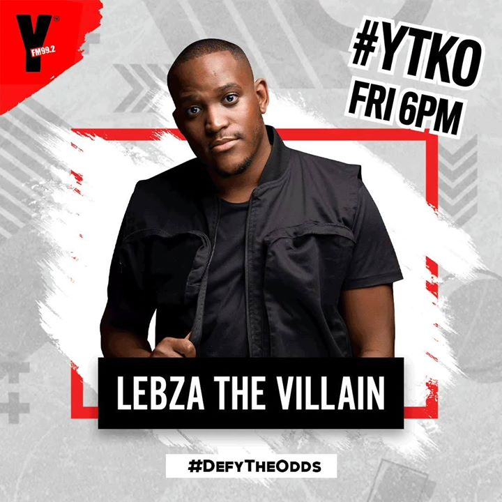 Lebza TheVillain – YTKO Mix (14 Aug)