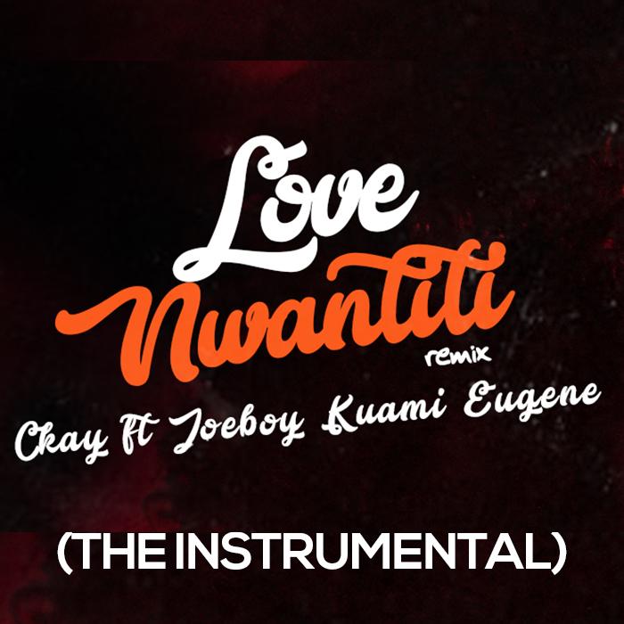 CKay – Love Nwantit [Instrumental]