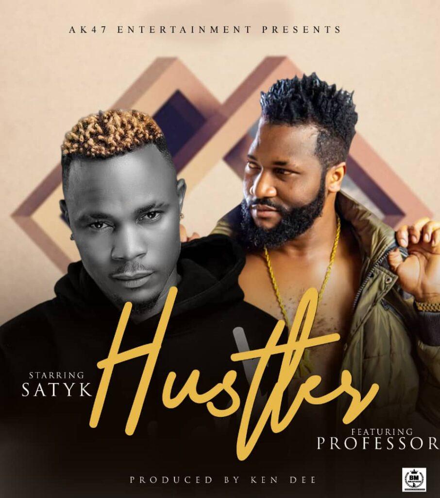 Saty-K ft. Professor – Hustler