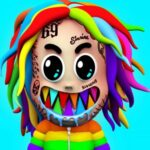 6ix9ine Ft. Smilez – Charlie ( Instrumental )