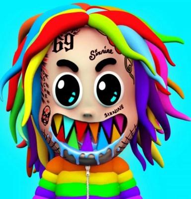6ix9ine Ft. Smilez – Charlie ( Instrumental )