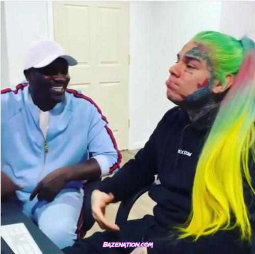 6ix9ine & Akon – Locked Up Part 2 ( Instrumental )