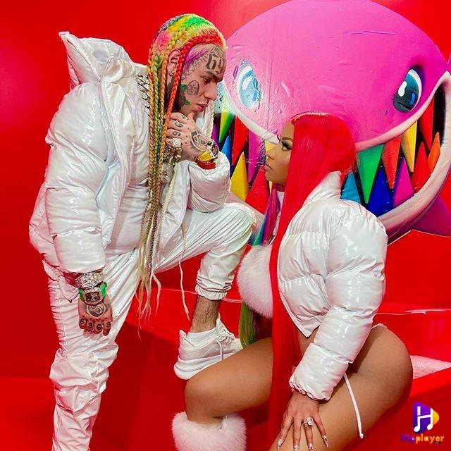 TROLLZ by 6ix9ine & Nicki Minaj ( Instrumental )