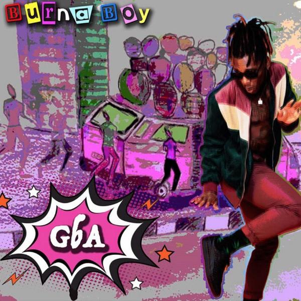 Burna Boy – Gba