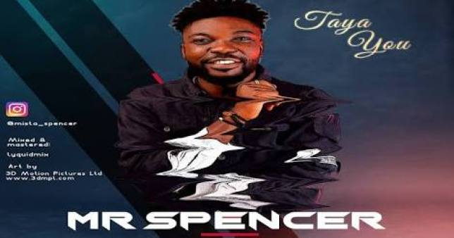 Mr Spencer – Taya You
