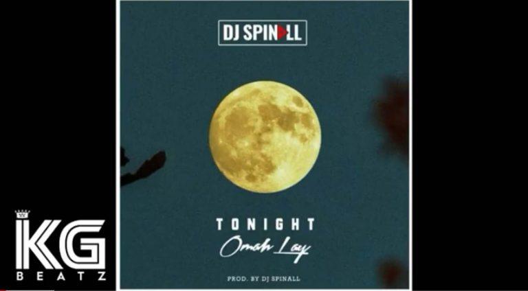 Dj Spinall Ft Omah Lay – Tonight ( Instrumental )