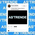 Prince Kaybee – As'Trende ft. Mampintsha, Peekay Mzee, KamzaHeavyPoint