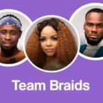 BBNaija: Team Braids – Nengi, Prince And Triky Tee Win N3 Million From Darling Task