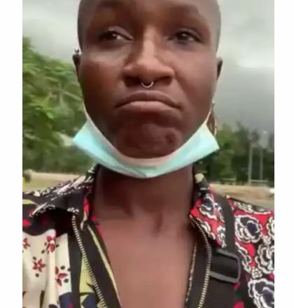 Nigerian Lesbian And Gay Rights Activist Alleges That EndSARS Protesters Turned Against Queer People