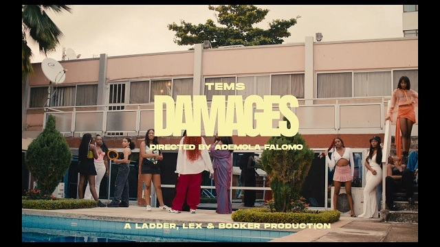 Tems – Damages ( Video )