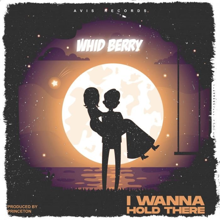 WhidBerry – I Wanna Hold There (Prod. by Princeton)
